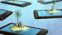 你老玩手机,怎么带得好孩子 ?